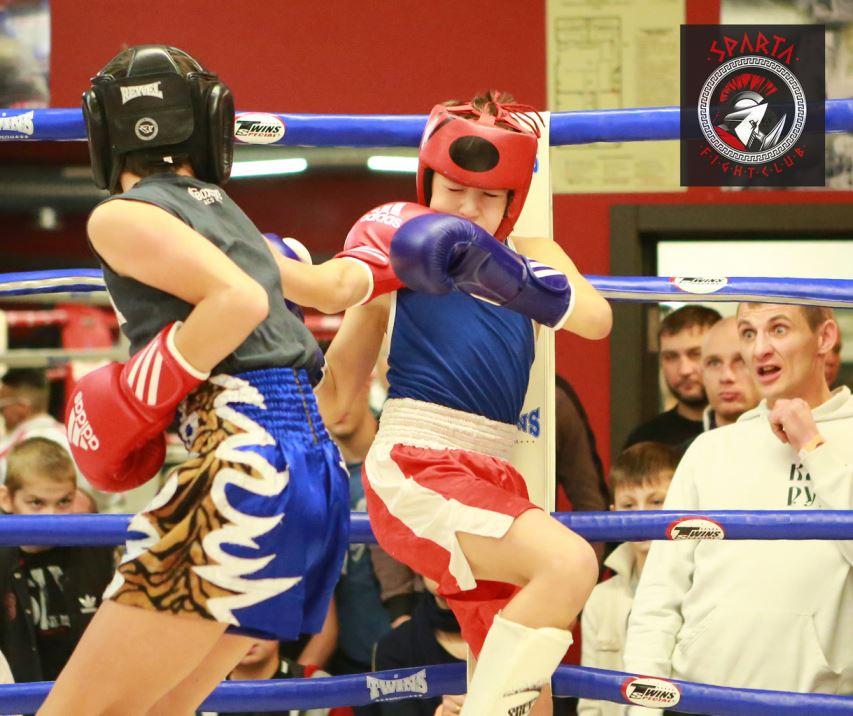 Бойцовский клуб провел юбилейный турнир THIS IS SPARTA X